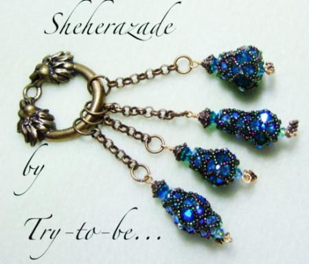 Sheherazade, pattern