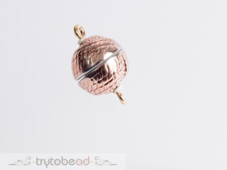 Magnetic Clasps, 12mm