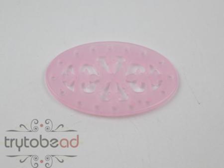 Bartel Lasercuts Oval 40 x 25 mm