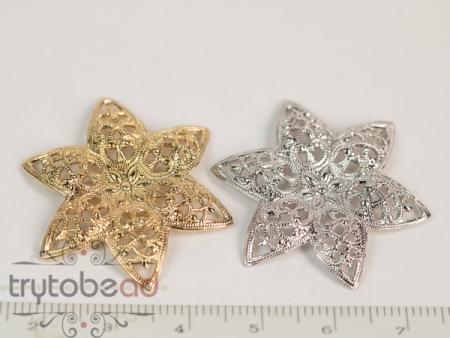 Claspgarten Filigree Star