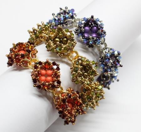 Crystal nests